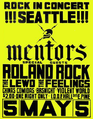4465e5c53e5 ROCK IN CONCERT IN SEATTLE Seattle May 5, 1977. ""